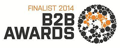 B2B marketing agency of the year? Maybe…