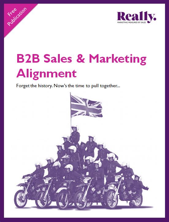 Defining a B2B sales-qualified lead