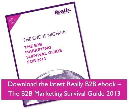 B2B Survival Guide 2013 - DOWNLOAD NOW