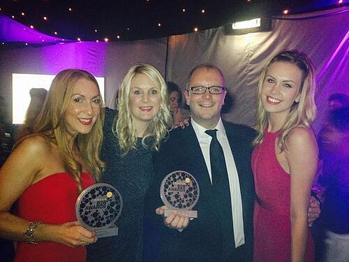 B2B Marketing Awards Winners