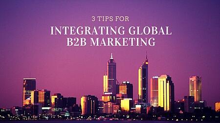 Global B2B Marketing Integration