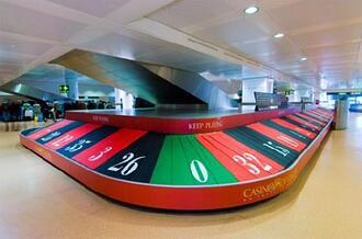 B2B Marketing Roulette Campaign