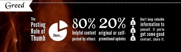 B2B social media marketing etiquette