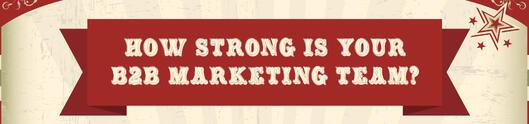 B2B Marketing Skills