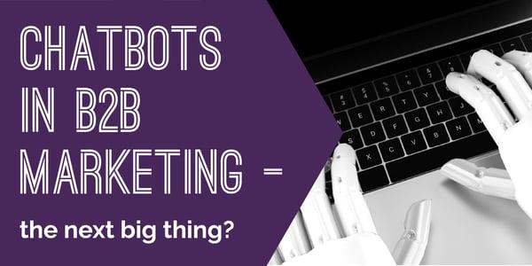 2502.003 ReallyB2B_Blog_Chatbot V1